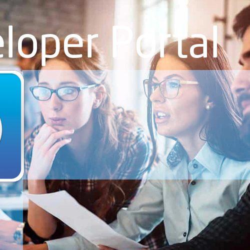 Developer Portal update