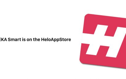 HEKA Smart is on the HeloAppStore