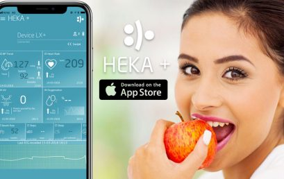 HEKA+ App for iOS now available on official App Store