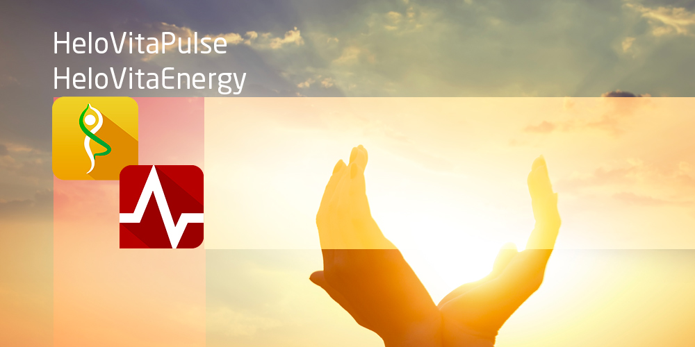 Two new apps will enrich HeloAppStore: Welcome HeloVitaPulse and Helo VitaEnergy