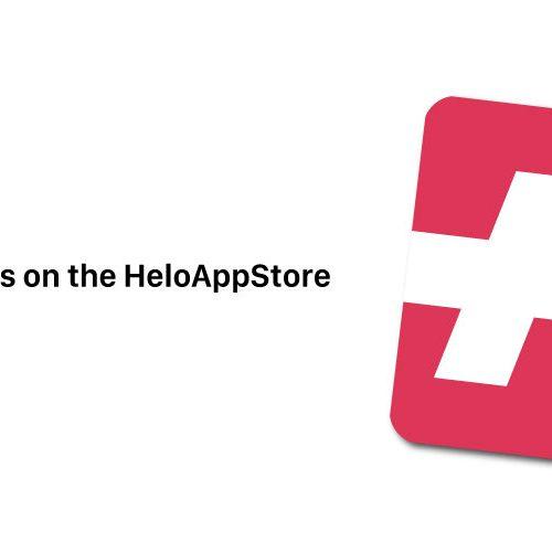 HEKA Smart is on the HeloAppStore